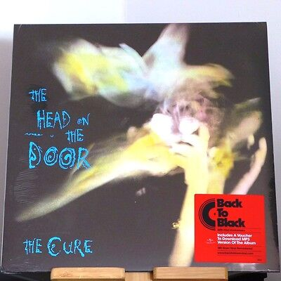 Cure, The - A Head On The Door / LP incl. MP3 (0042282723116)
