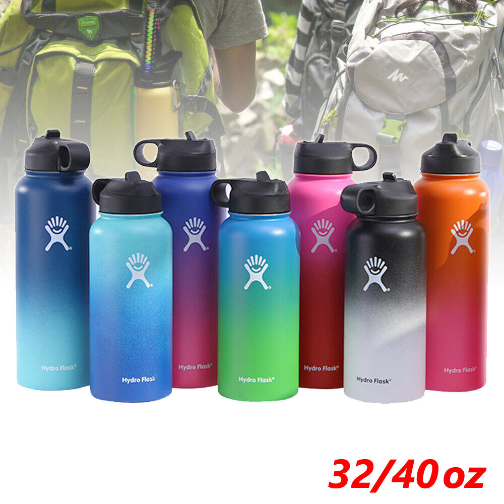 Cheeky Go 32 Oz  Stainless Steel Vacuum Insulated Water Bottle Wide Mouth
