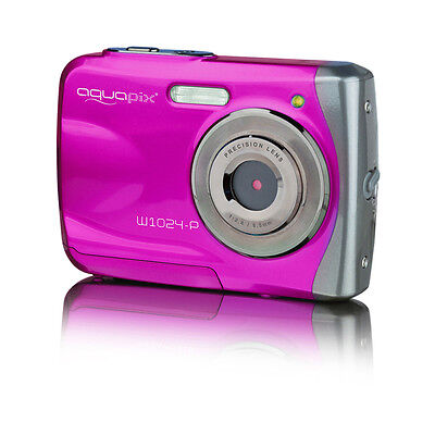 EASYPIX Aquapix W1024-P Digitalkamera Kamera Kompaktkamera 16 MP 4x Digitalzoom