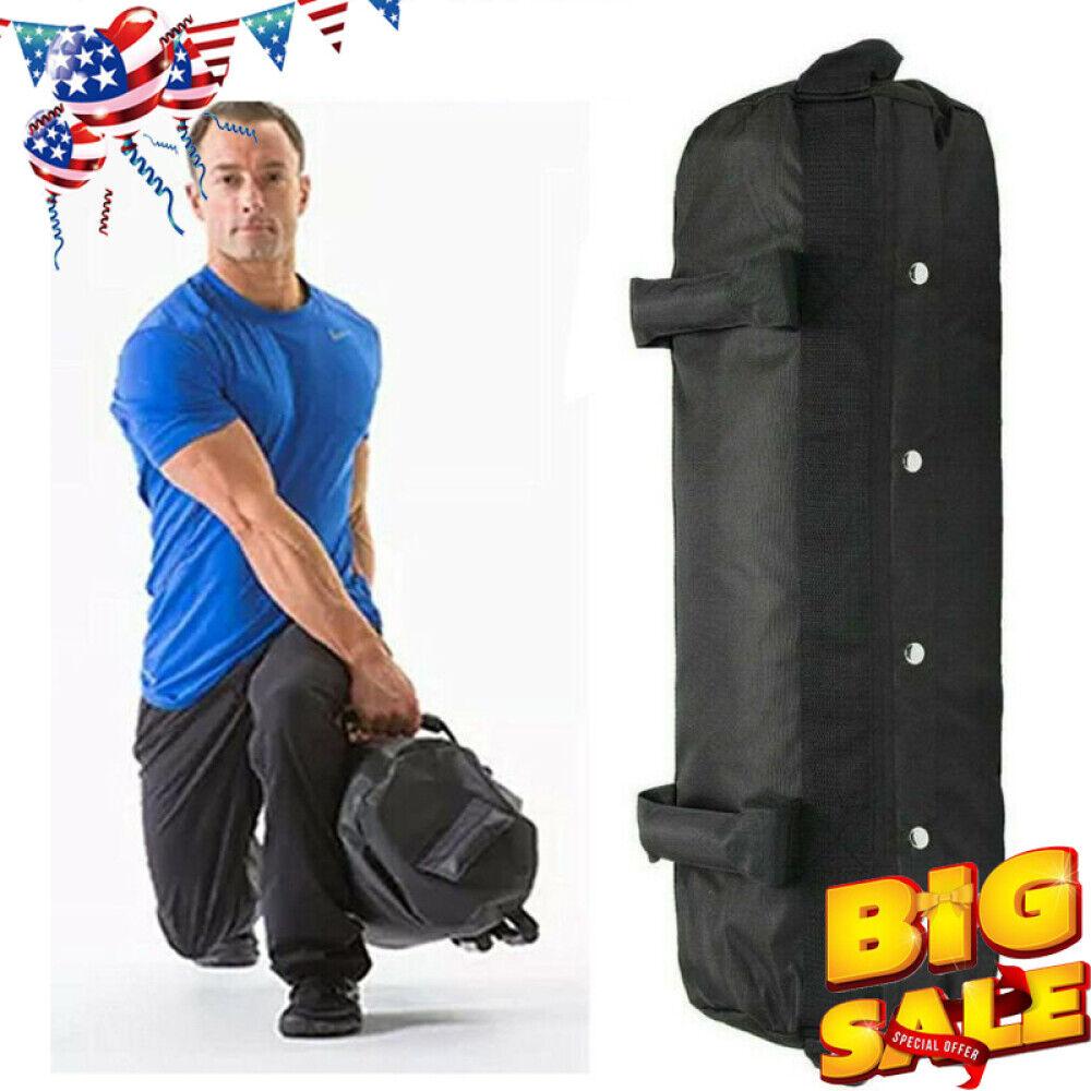 60lbs Weight Sandbag Home Gym Fitness Workout Sport Training