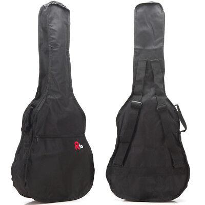 Rio 3/4 36'' Classical Acoustic Guitar Gig Bag Carry Case Gigbag New