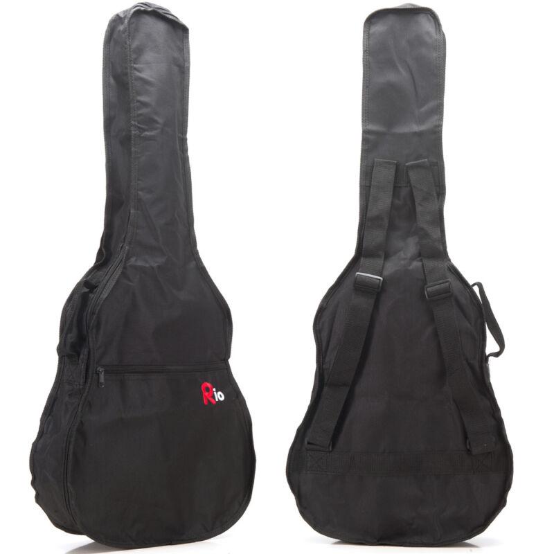 Rio 3//4 36/'/' Classical Acoustic Guitar Gig Bag Carry Case Gigbag New