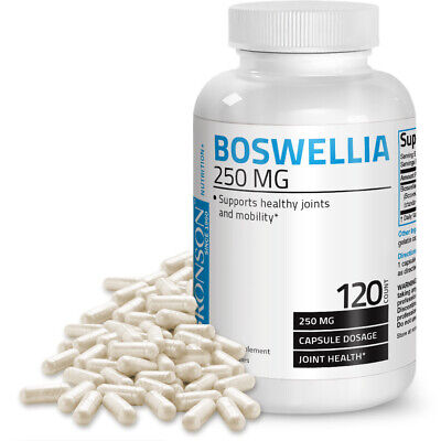 Bronson Boswellia Extract 250 mg, 120 -