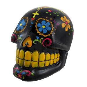 Black day of the dead sugar skull money 16 99 buy it now free