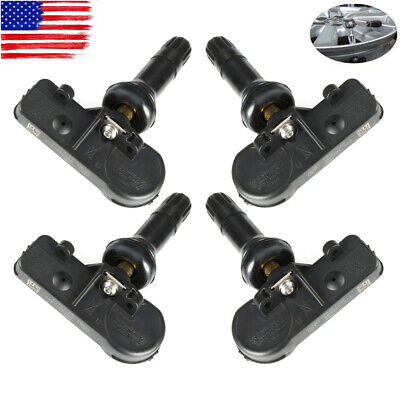 4pcs New Tire Pressure Sensor 56029479A for Chrysler Pacifica Town & Country