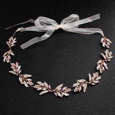 Tiara Cristal Novia Perlas Cabello de Estrás Diadema Corona Concursos Belleza