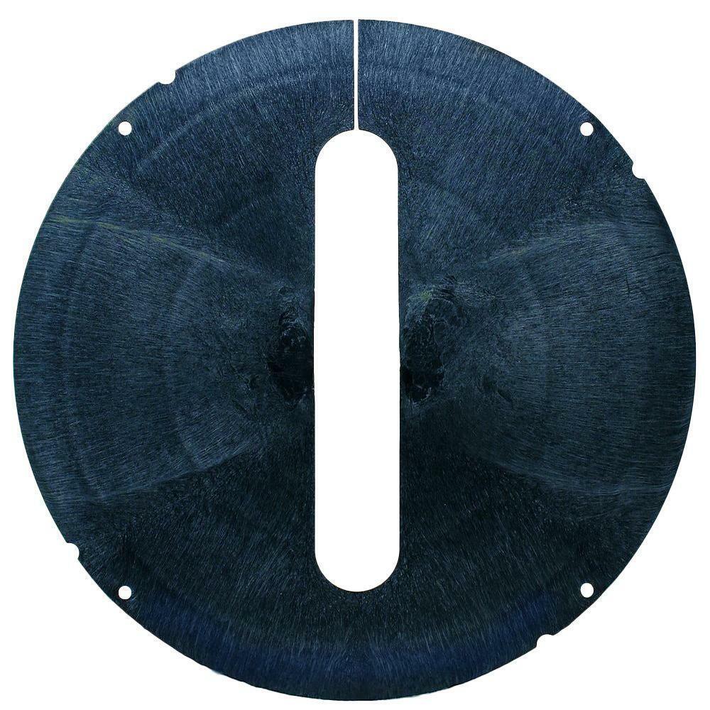 EVERBILT 18 Sump Pump Basin Lid Heavy Duty Plastic Cover Cap