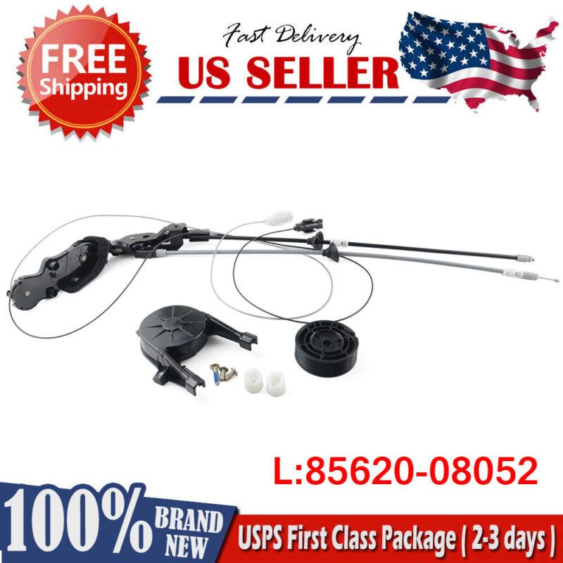 Rear Power Sliding Door Cable Kit w//o Motor LEFT LH for 2004-2010 Toyota Sienna