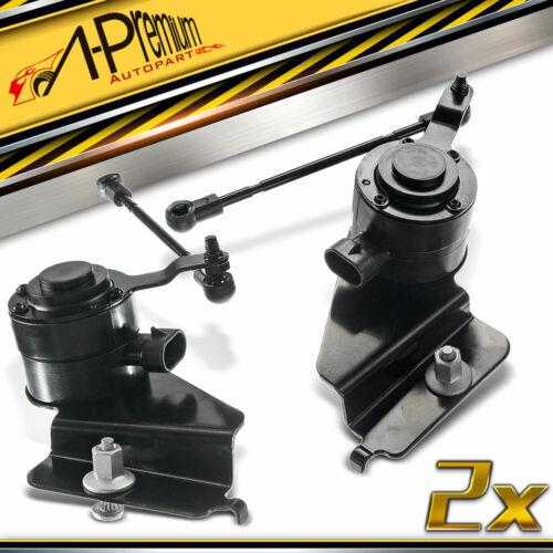 2pcs Rear LH & RH Suspension Height Level Sensor For Buick