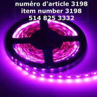 High Quality! Pink 5M 60 LEDs SMD 5050 Flexible LED Strip