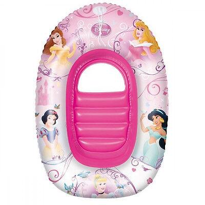 Kinder Schlauchboot Schwimmhilfe Schwimmboot Disney Princess 102x69 Bestway Pool