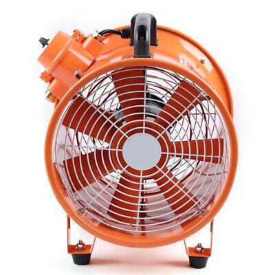 12 Explosion-proof Fan Explosion-proof Axial Fan Exhaust Fan 110v 2650cfm 69db