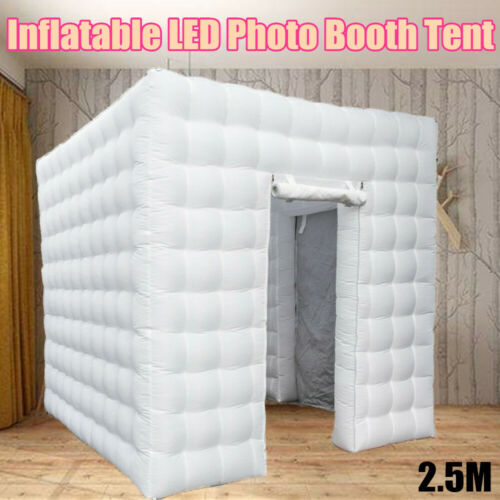 2 door 2 5m inflatable led light