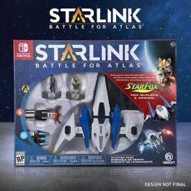 Nintendo Switch Starlink Battle For Atlas - Starter Pack