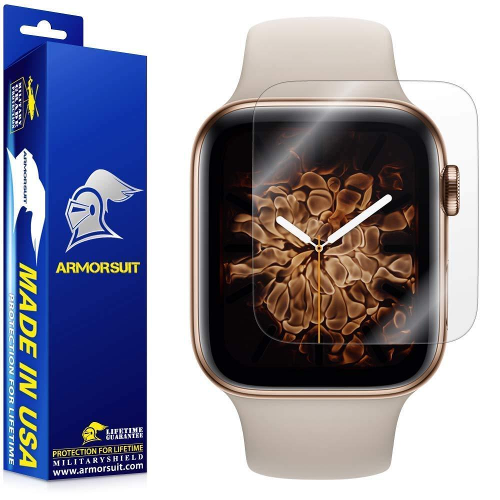 ArmorSuit Apple Watch Series 4 Screen Protector  Full Covera