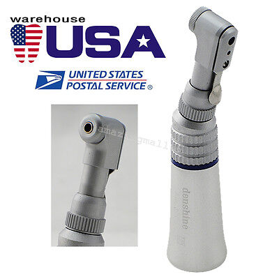 Denshine Dental Slow Speed Handpiece Contra Angle Latch Bur Fit Nsk Wrench Type