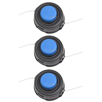 3X For Husqvarna T35 Auto Feed Tap Advance Trimmer Head 10Mm Dual Line 531300194