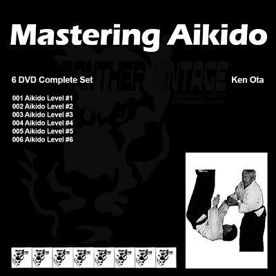 Mastering Aikido with Ken Ota (6 DVD Set)