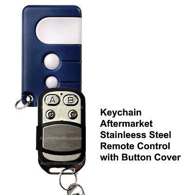 Garage Door Remote Control Compatible With Blue VICWAY 84335 84335AML Openers