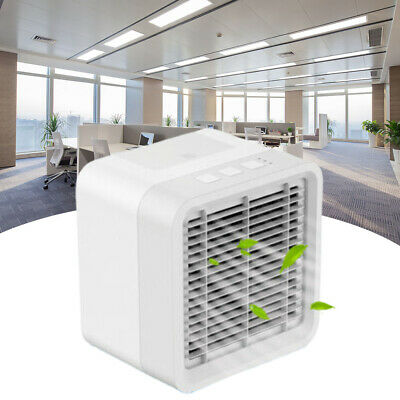 Mini Air Conditioner Conditioning Portable Cool Fan Home Office Desk Cooler HOT