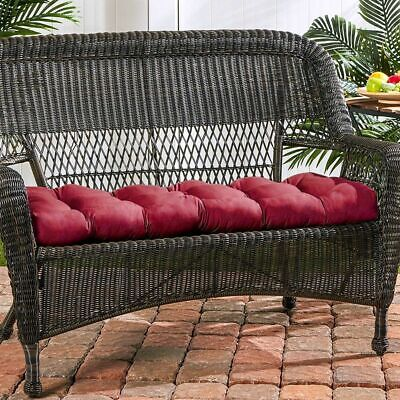 Garden Furniture Cushions Patio Pads Bench Mat Chair Seat Outdoor Sofa Soft Home ()