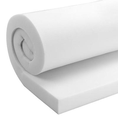 3'' Thick Foam Pad for Camping Upholstery Seat Cushion School Art Craft Projects - Foam For Seat Cushions