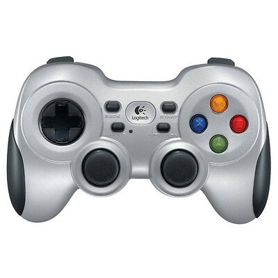 Logitech F710 Wireless Gamepad Gaming Controller for PC ()