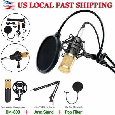 BM-800 Professional Broadcasting Studio Recording Condenser