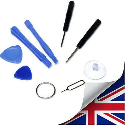 UK Mobile Phone Opening Tool Kit Screwdriver 8 in 1set for Repair iPhone 6 7 X