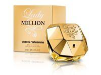 Paco Rabanne Lady Million Large 80ml Bottle