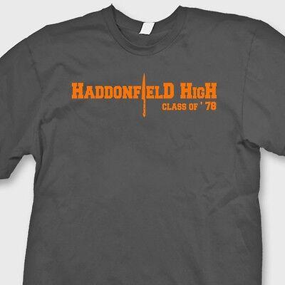 Scary Movie Haddonfield High Tee Halloween Friday the 13th Horror T-Shirt