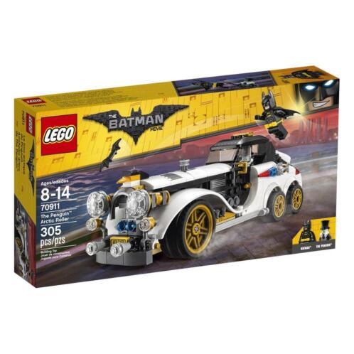 LEGO Batman The Penguin™ Ijzige Limousine (70911)