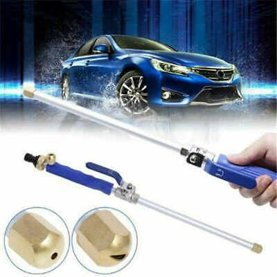 High Pressure Power Washer Car Spray Water Gun with Nozzle Hose Tips Garden Tool