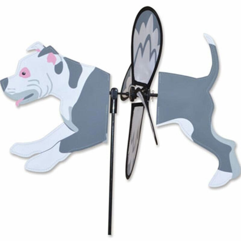 Pitbull Garden Wind Spinners