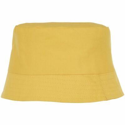 Hut Ein Pedal Pusher für Kinder Gelb 100% Baumwolle 0SXE