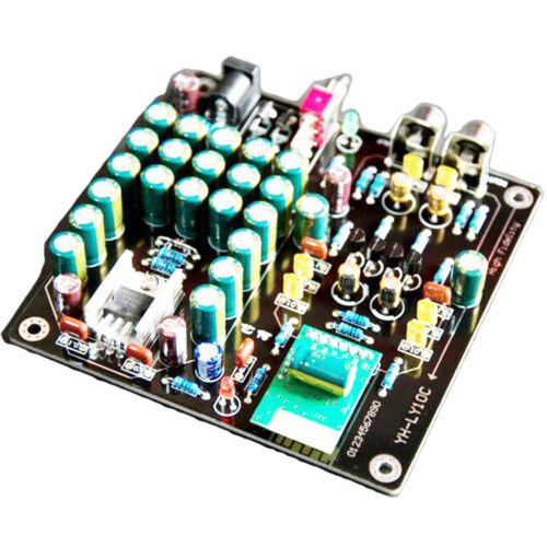 12V-24V Bluetooth Audio Receiver Board Class A buffer