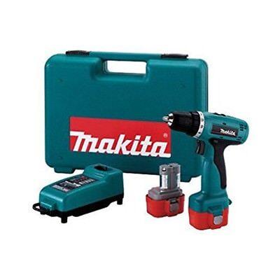 Nib Makita 6261dwpe 9.6-volt 38-inch Cordless Drilldriver Kit