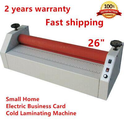 26 Small Home Electric Business Card Cold Laminating Machine Laminator Machine