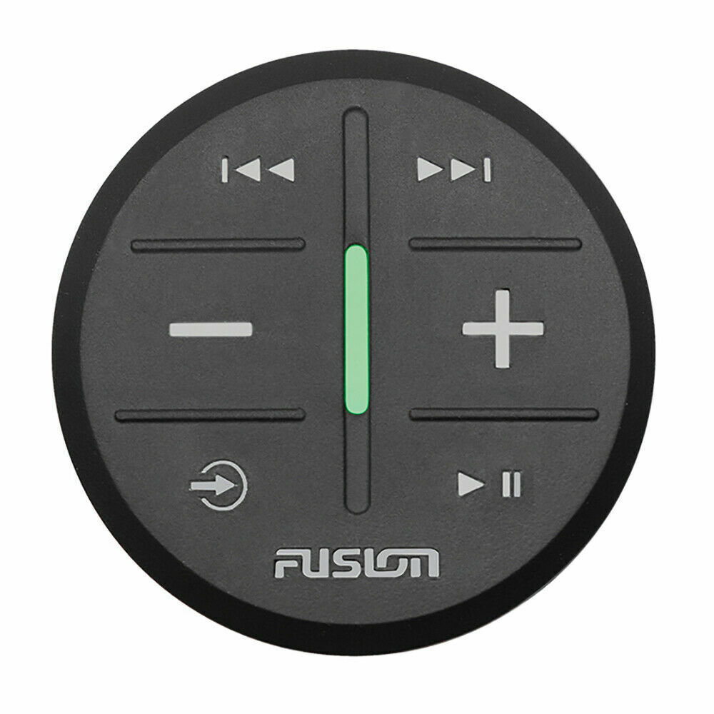 NEW FUSION MS-ARX70B ANT Wireless Stereo Remote - Black FREE