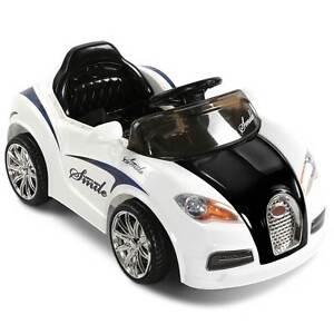 Kids Ride on Car with Remote Control White Melbourne CBD Melbourne City Preview