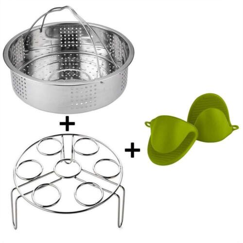 Ready-to-eat pot accessories for 6,8Qt instant pot pressure