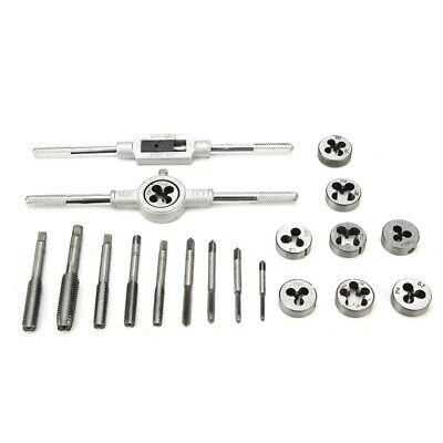 Metric tap & die set wrench cuts bolts head case Thread Tap Screw Extractor