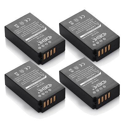 Battery For Nikon J1 J2 J3 S1 V3 &Blackmagic Pocket Camera /
