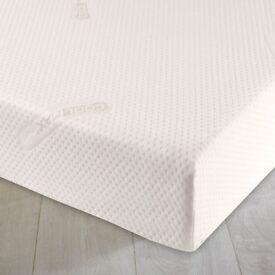3 layer memory foam mattresses brand new still in packaging