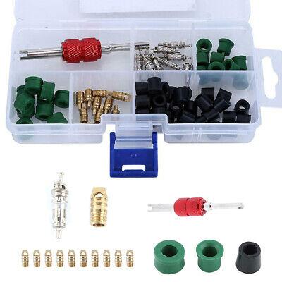 Repair Tools Kit 50pcs Rubber Hose Gaskets Refrigeration AC manifold gauge New