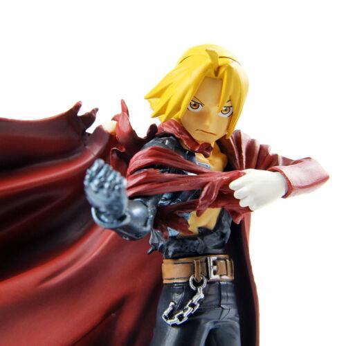 Fullmetal Alchemist Edward Elric Figure Banpresto Ichiban Kuji Anime Japan Free