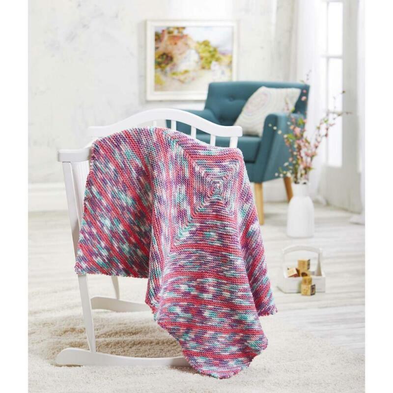 Herrschners® Binky Blanket Yarn Kit