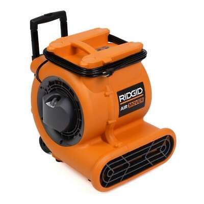 3 Speed Heavy Duty High Volume Portable Blower Fan Air Mover Collapsible Handle