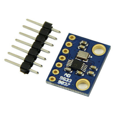 Ad9833 Dds Signal Generator Module Programmable Microprocessors Sine Wave Ass