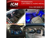 Car Audio Installer Fitting Stereos, TV, Radio, Reverse Sensors Cameras Alarms Tracker Motorcycles